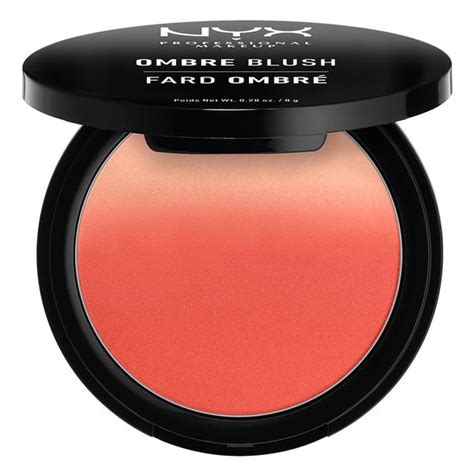 Blush On ombre blush nyx professional makeup