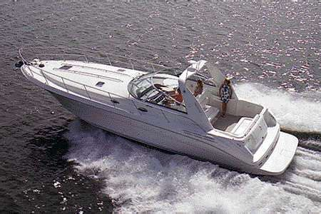boat lift orange beach al 1997 sea ray 400 sundancer power boat for sale www