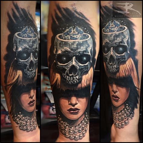 german tattoo artist german artist randy engelhard mediazink