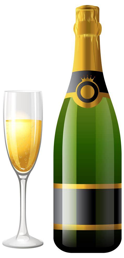 bottle clipart chagne clipart bottle glasses szukaj w r 243 żne