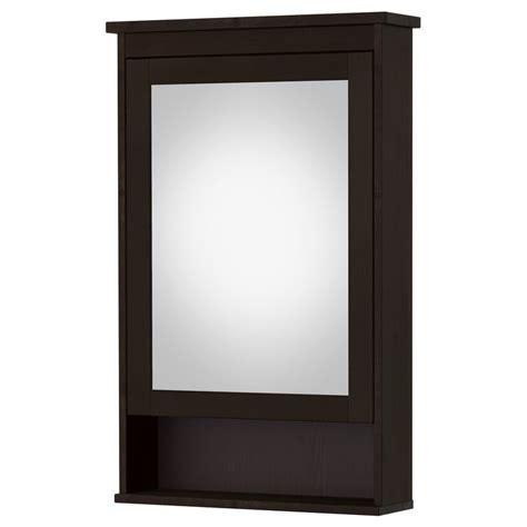 Mirror In Bathroom Hemnes Spejlskab Med 1 L 229 Ge Hvid