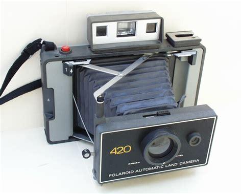 polaroid 420 land polaroid land kamera modell 420 fotokamera diskusjon no