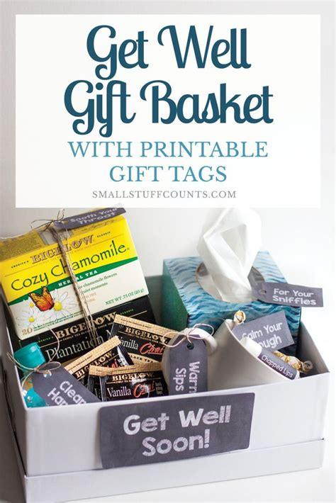 walmart printable gift tags diy get well gift basket with printable gift tags