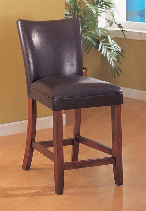 Brown Counter Stools by Soho Brown Counter Height Stool Set Of 2 From Coaster
