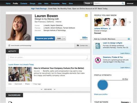 fotos para perfil linkedin linkedin registra la mejor foto de perfil con estos 6