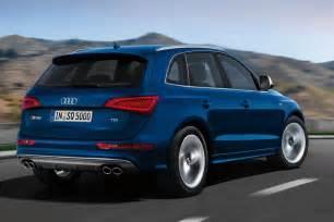 Audi Q5 Tfsi Vs Tdi Audi Q3 2 0 Tdi 140 Quattro 2013 Vs Audi Q5 S Tdi 2013