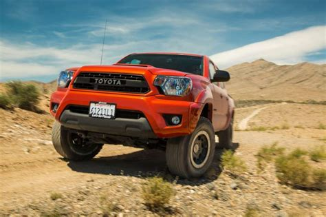 toyota trd package toyota tacoma gets trd package for 2015 houston chronicle