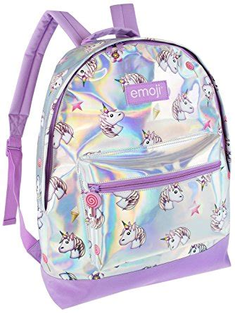 Tas Ransel Backpack Justice Original Sequin Blue unicorn backpacks from justice tiga backpack site