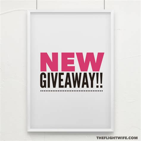 Enter The Giveaway - new giveaway enter to win a jetsetter tee from a pilot s wife the flight wife