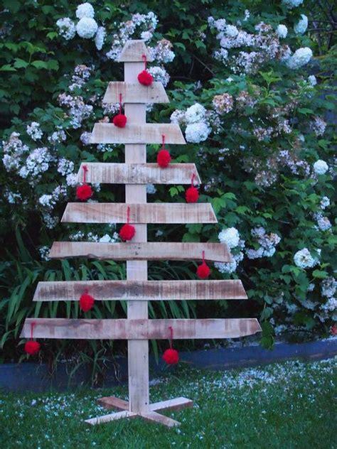 pallet christmas tree diy pallets designs