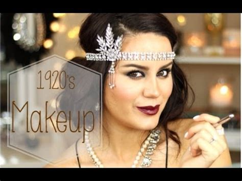 do it yourself hairstyles gatsby you tube gatsby 1920 s inspired makeup tutorial makeupbygio youtube
