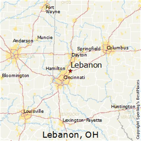 houses for sale lebanon ohio best places to live in lebanon ohio