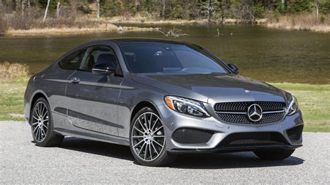 mercedes c 300 2017 mercedes c300 coupe drive photo gallery