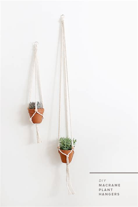 Toilet Paper Hanger diy macrame plant hangers almost makes perfect