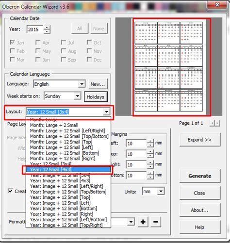 gambar layout lu otomatis cara bikin kalender keren otomatis alamister