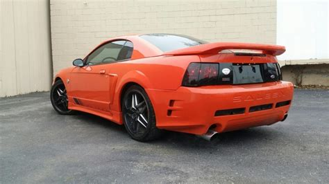 2004 mustang price price reduced 2004 mustang with saleen kit ptci