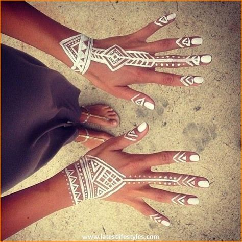 tattoo henna white white henna designs 2016 temporary tattoos on skin