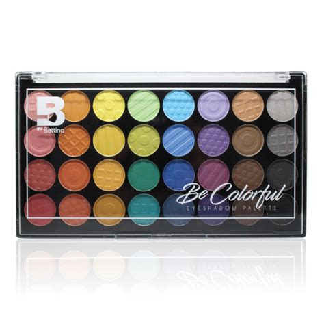 colorful eyeshadow palette be colorful eyeshadow palette bettina cosmetics