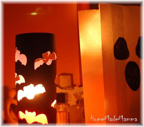 costruire candele lanterne di carta fantasmatiche ma senza candela