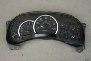 2004 Cadillac Escalade Instrument Cluster Different Cluster