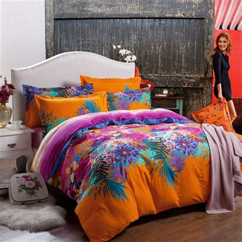 Bright Colored Bedding Sets 392 Best Images About Bedding Bed Sets On Pinterest Floral Prints Size Bedding And Bed