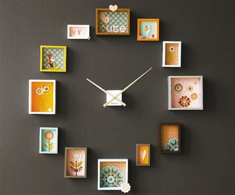 20 and creative diy clocks