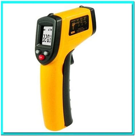 New Laser Infrared Meter 0 05 50 M Pro Limited Edition Wat Murah gm320 non contact digital infrared thermometer ir laser temperature meter mikroelectron
