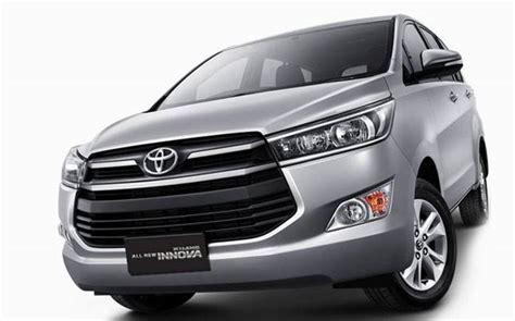 Unik Engine Molding Luxury Toyota All New Innova Reborn Nu 75q Pr toyota reveals 2016 toyota innova in new tvc auto