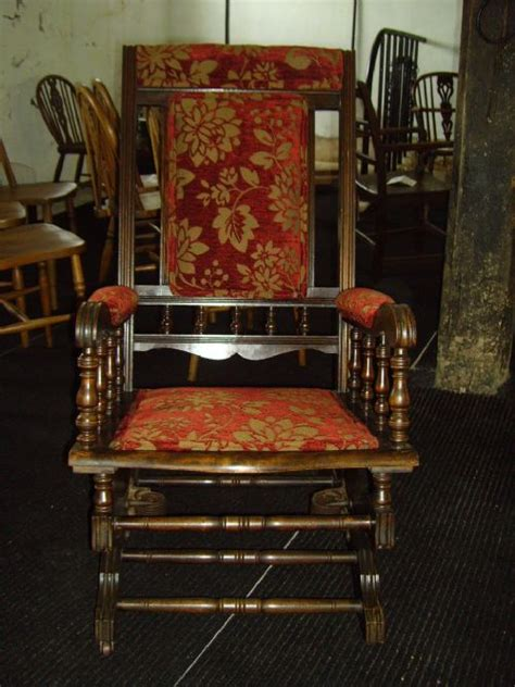 american rocking chair styles late 19th century american style rocking chair 223175