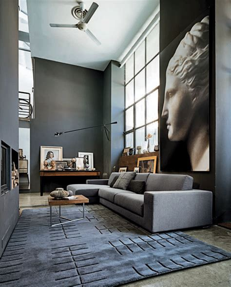 Living Room And Gray Gray Living Room 48 Designs
