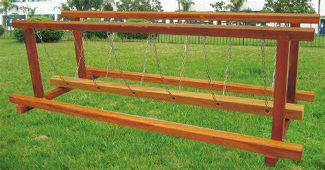 swinging bridge plans 2015 new design wooden swinging bridge outdoor park