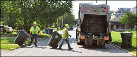 lexington division of waste management announces amended
