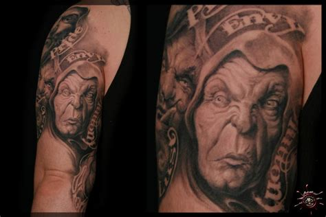 envy tattoo enrico montagna 1 envy by caesar tattoonow
