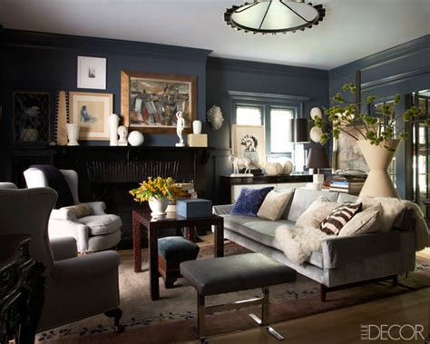 sophisticated home decor master bedroom in blue note benjamin moore interiors by color