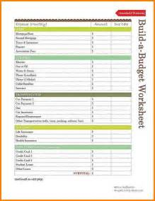 budget worksheet template printable 7 free printable budget worksheet monthly bills template