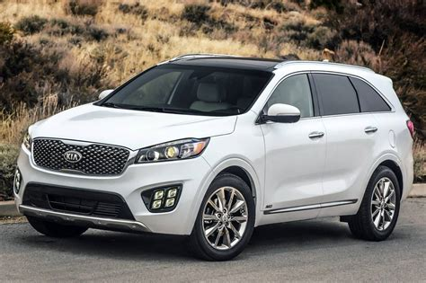 Kia New Sorento Used 2017 Kia Sorento For Sale Pricing Features Edmunds