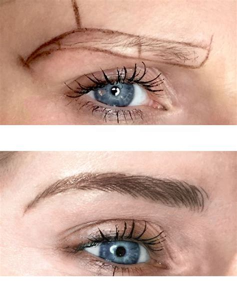 eyebrow tattoo questions 1000 ideas about permanent eyebrows on pinterest semi