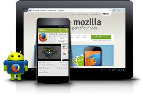 download firefox 38 android with drm supports for content