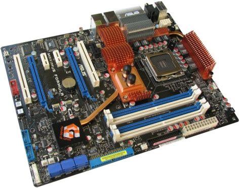 Asus Maximus Formula Chipset X38 asus maximus formula special edition review techspot