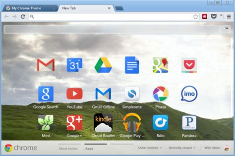 personal themes for google chrome how to easily create your own google chrome theme