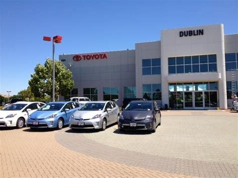 dublin toyota dublin ca 94568 car dealership and auto
