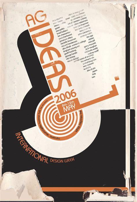 poster design exles images 30 fresh amazing poster design exles for inspiration
