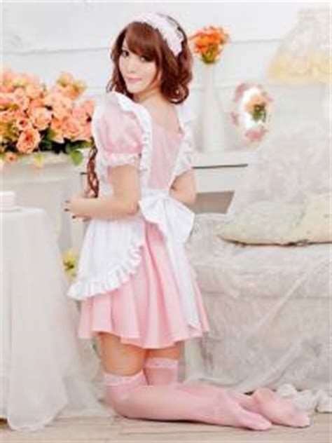 waitress hairstyles for chest length hair quality match sets maid waitress cosplay fancy dress