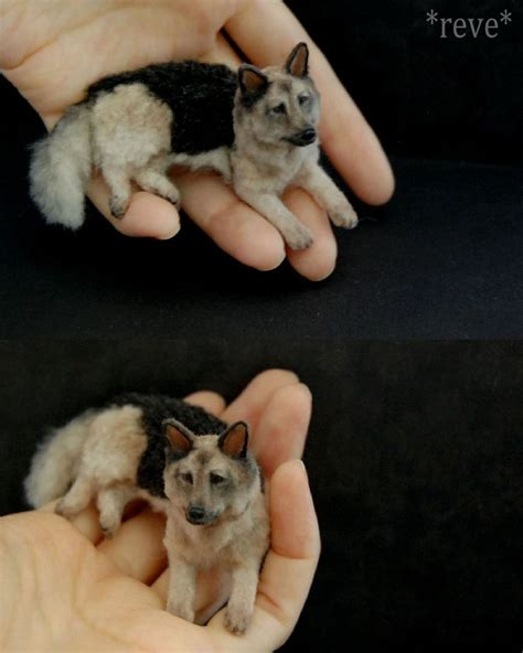miniature german shepherd puppies 167 best 26 mini animal inspiration images on doll houses dollhouses and