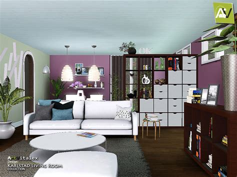 Sims 3 Room by The Sims Resource Tsr Karlstad Living Room By Artvitalex