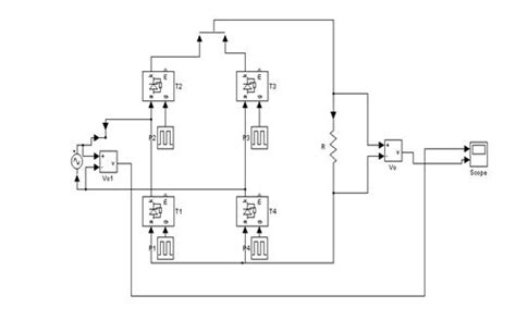 simulation of dc voltage regulator using scr computer