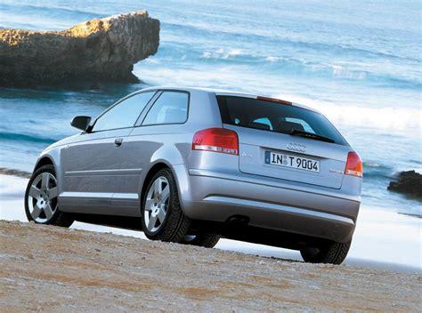 Audi A3 2003 by 2003 Audi A3 8p Audi A3 2003 03 B