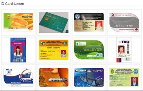 tutorial untuk carding tutorial mudah membuat id card kios advertising malang