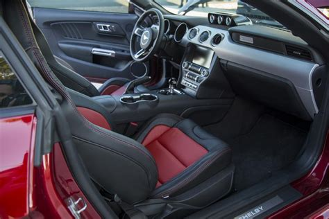 interior of mustang 2015 2015 shelby mustang snake revealed up to 560kw