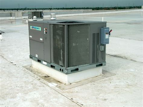 Rooftop Sleeper by Hvac Units Roof